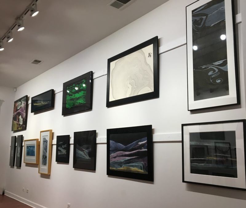 Breaking in to a New Gallery to Show Your Pieces