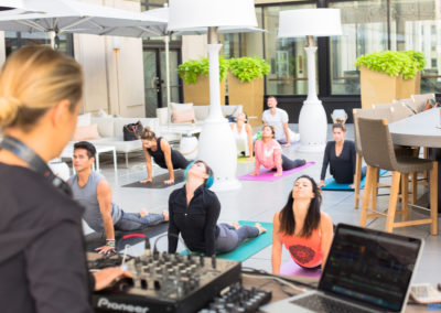 Deep House Yoga August 2017 - Schnelle IMG_8634