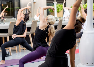 Deep House Yoga August 2017 - Schnelle IMG_8720