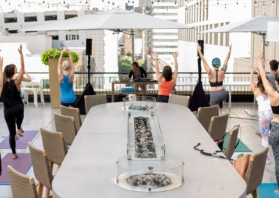 Deep House Yoga August 2017 - Schnelle IMG_8745